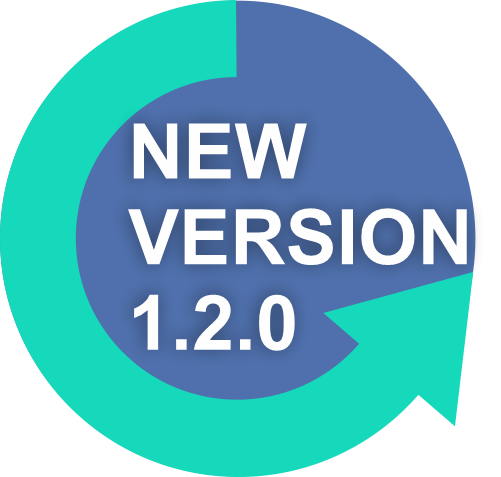 new version 1.2.0