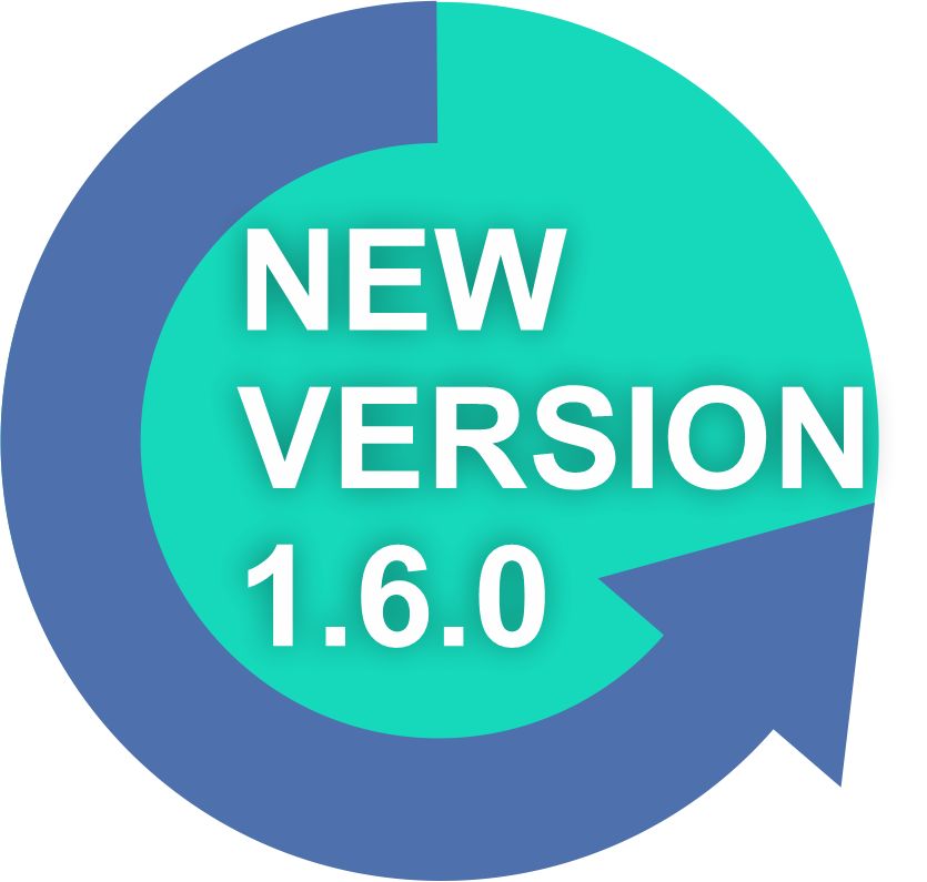 new version 1.6.0